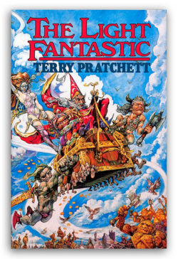 Pratchett, Terry / La Luz fantástica