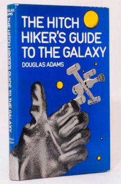 Guía del autoestopista galáctico  Adams, Douglas