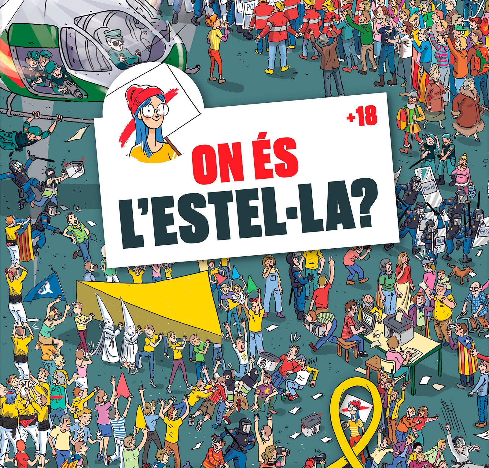 On és l'Estel·la? / Toni Galmés