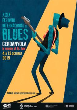 FESTIVAL INTERNACIONAL DE CERDANYOLA · BLUES