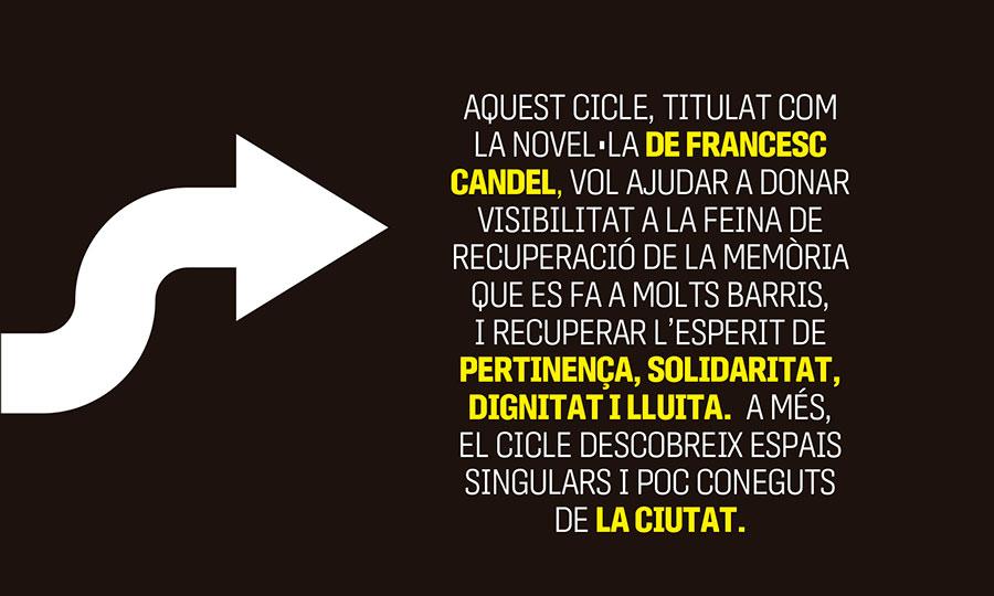 Cicle Francesc Candel