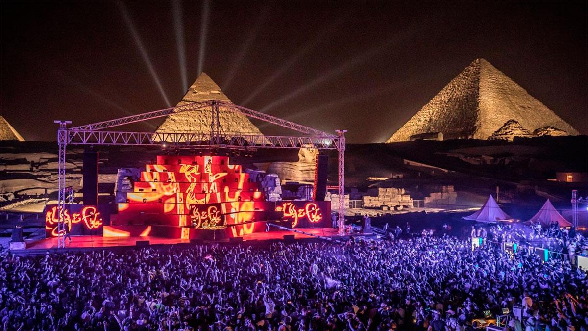 Música d'Egipte
