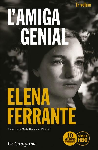 L'amiga genial - Elena Ferrante