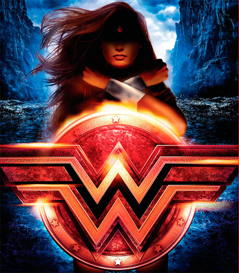 Bardugo, Leigh. Wonder woman : warbinger