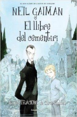 El Llibre del cementiri Gaiman, Neil