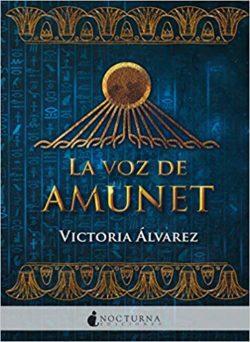 Álvarez, Victoria La Voz de Amunet