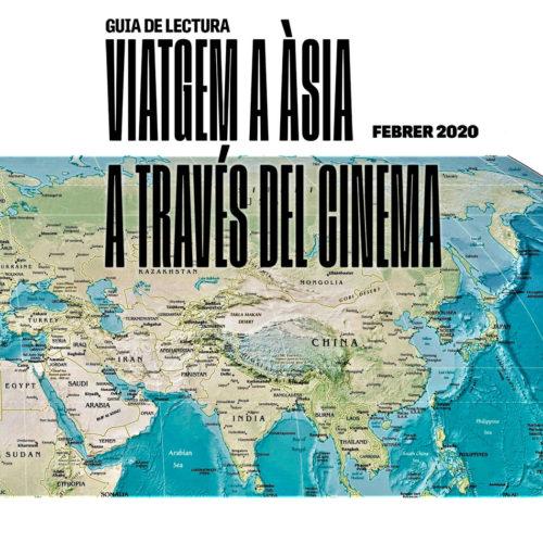 Viatgem a Àsia a través del cinema