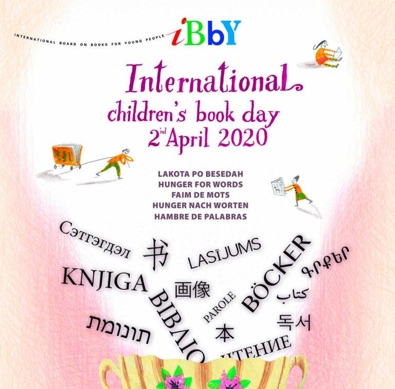 Dia Internacional del Llibre Infantil 2020