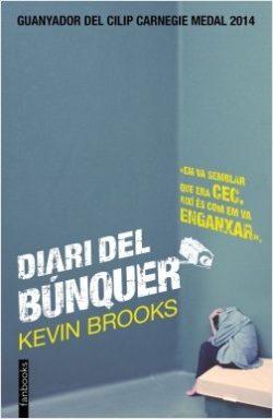 Brooks, Kevin. El diari del búnquer