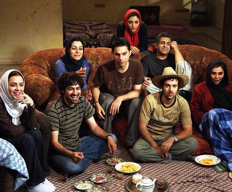 A propósito de Elly - Asghar Farhadi