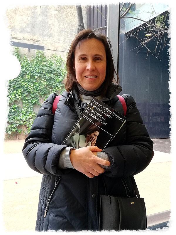 Sandra guanyadora febrer 2020