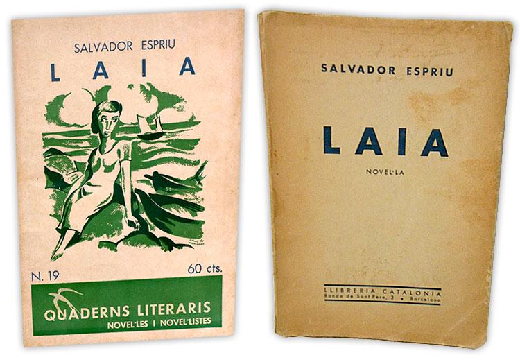 Salvador Espriu - Laia