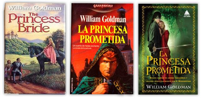 La Princesa promesa GOLDMAN, William