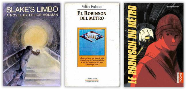 El Robinson del metro HOLMAN, Felice