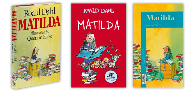 Matilda DAHL, Roald