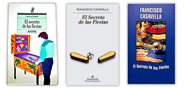 El Secreto de las fiestas CASAVELLA, Francisco