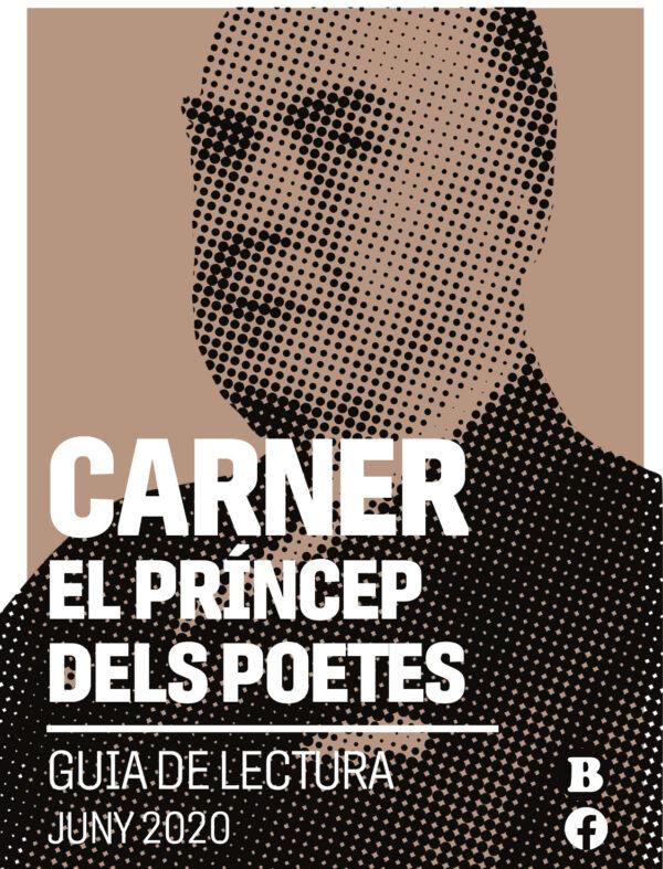 Josep Carner el príncep dels poetes