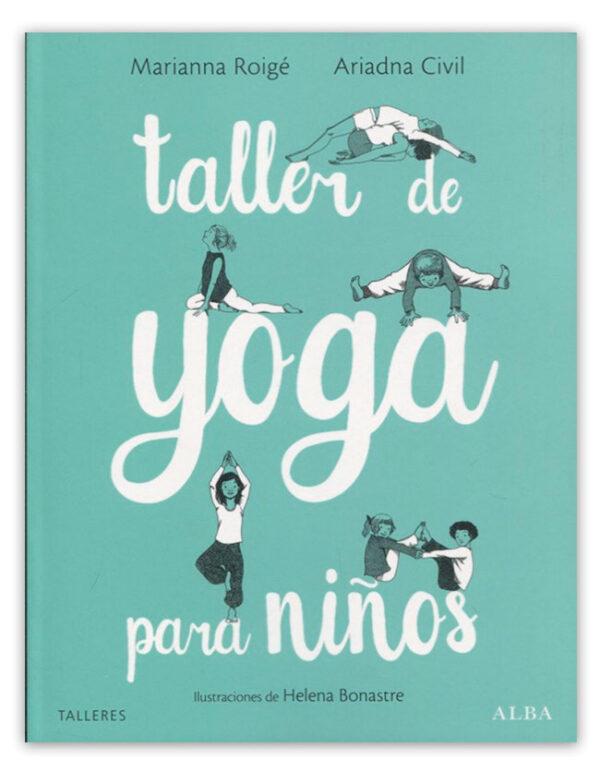 ROGER, Marianna Taller de yoga para niños