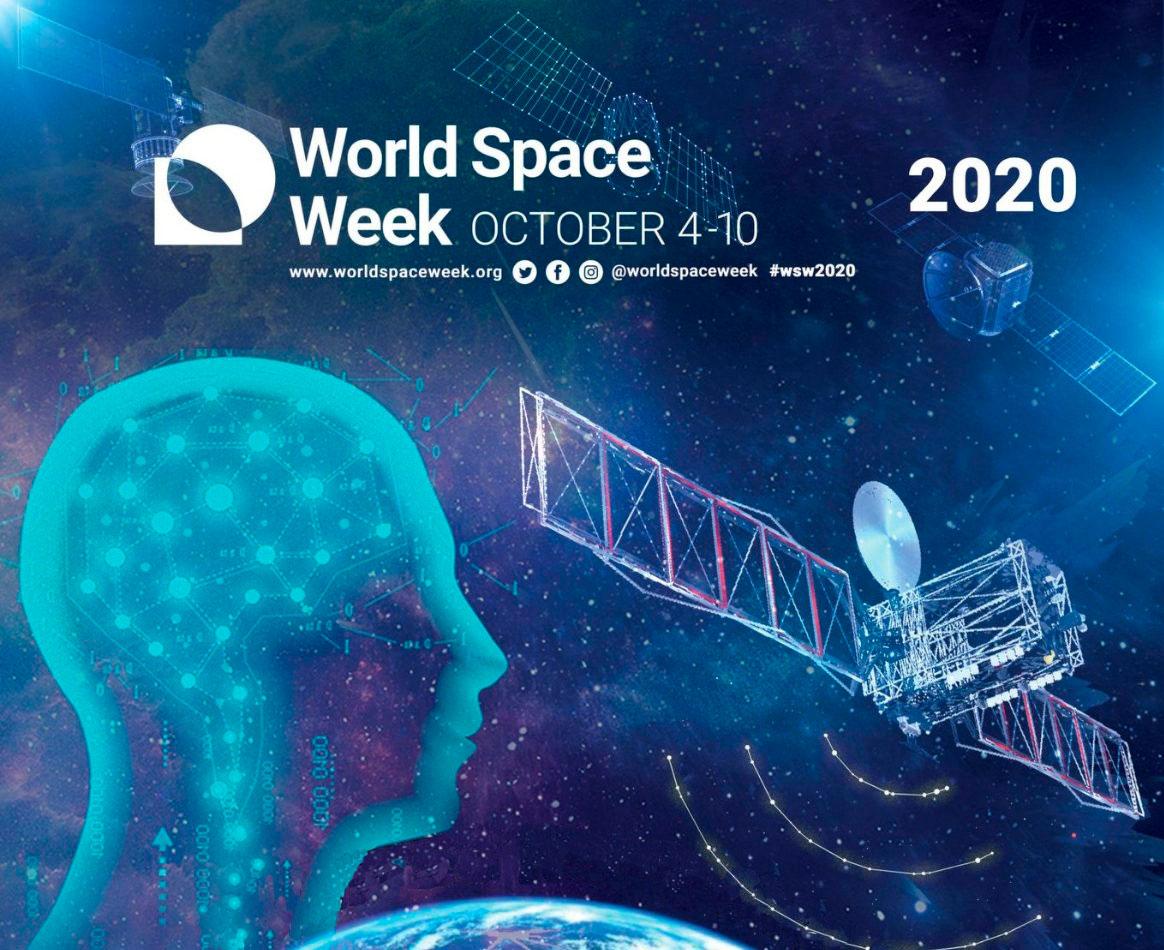 Setmana mundial de l'espai del 4 al 10 d'octubre