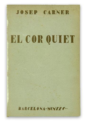 El cor quiet CARNER, Josep