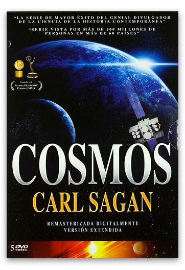 Cosmos DVD 523 Sag Sagan, Carl (1934-1996)