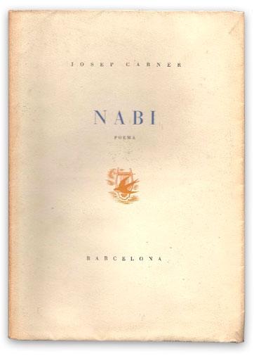 Nabí ; CARNER, Josep