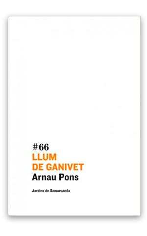 Llum de ganivet PONS, Arnau
