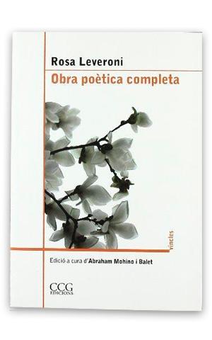 Obra poètica completa LEVERONI, Rosa