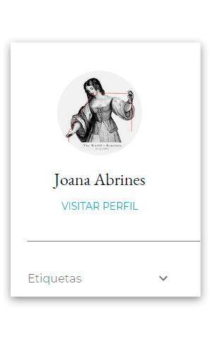 Versos ilustrados ABRINES, Joana