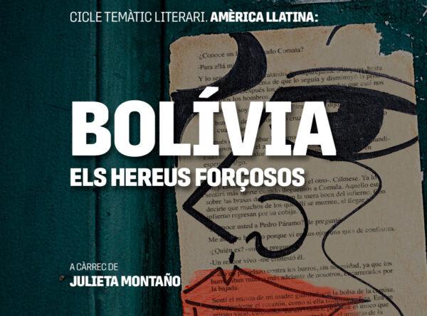 Bolívia, els hereus forçosos. Julieta Montaño,advocada