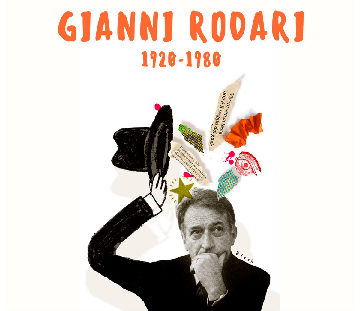 Gianni Rodari 1920-1980