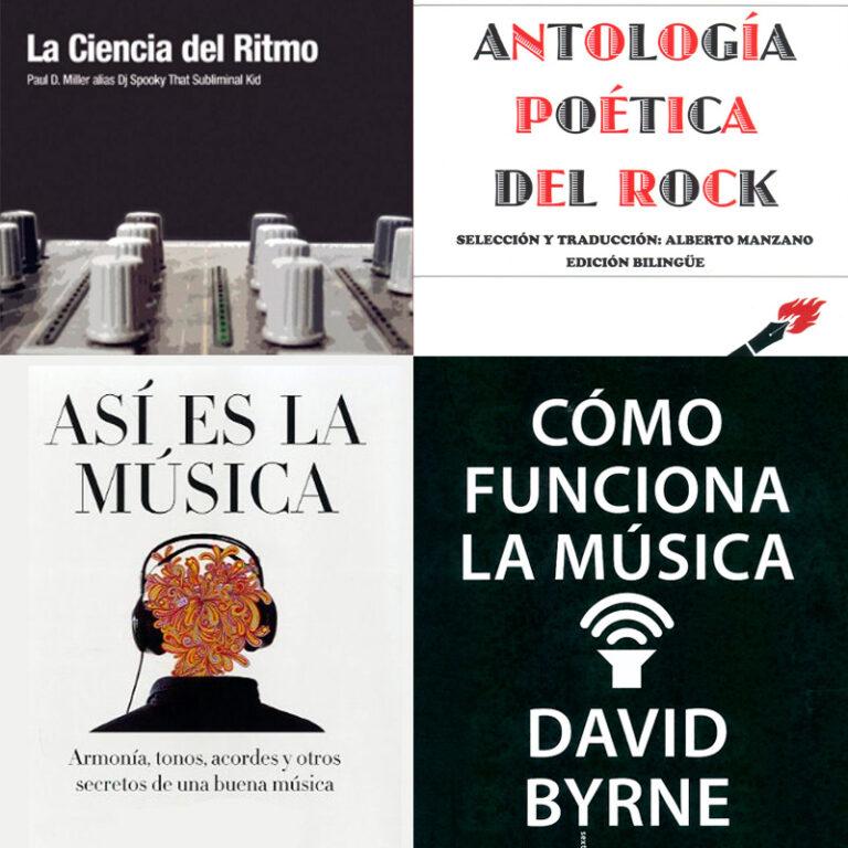 Vapor vell: 4 Píndoles de llibres musicals #1