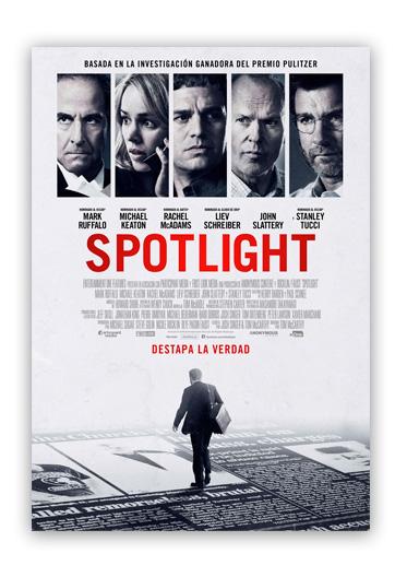 Spotlight McCarthy, Tom