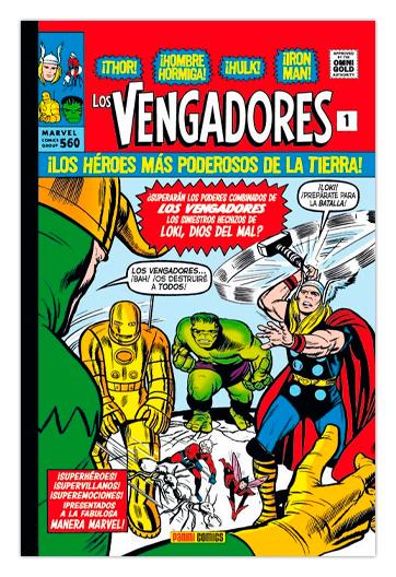La llegada de los Vengadores LEE, Stan