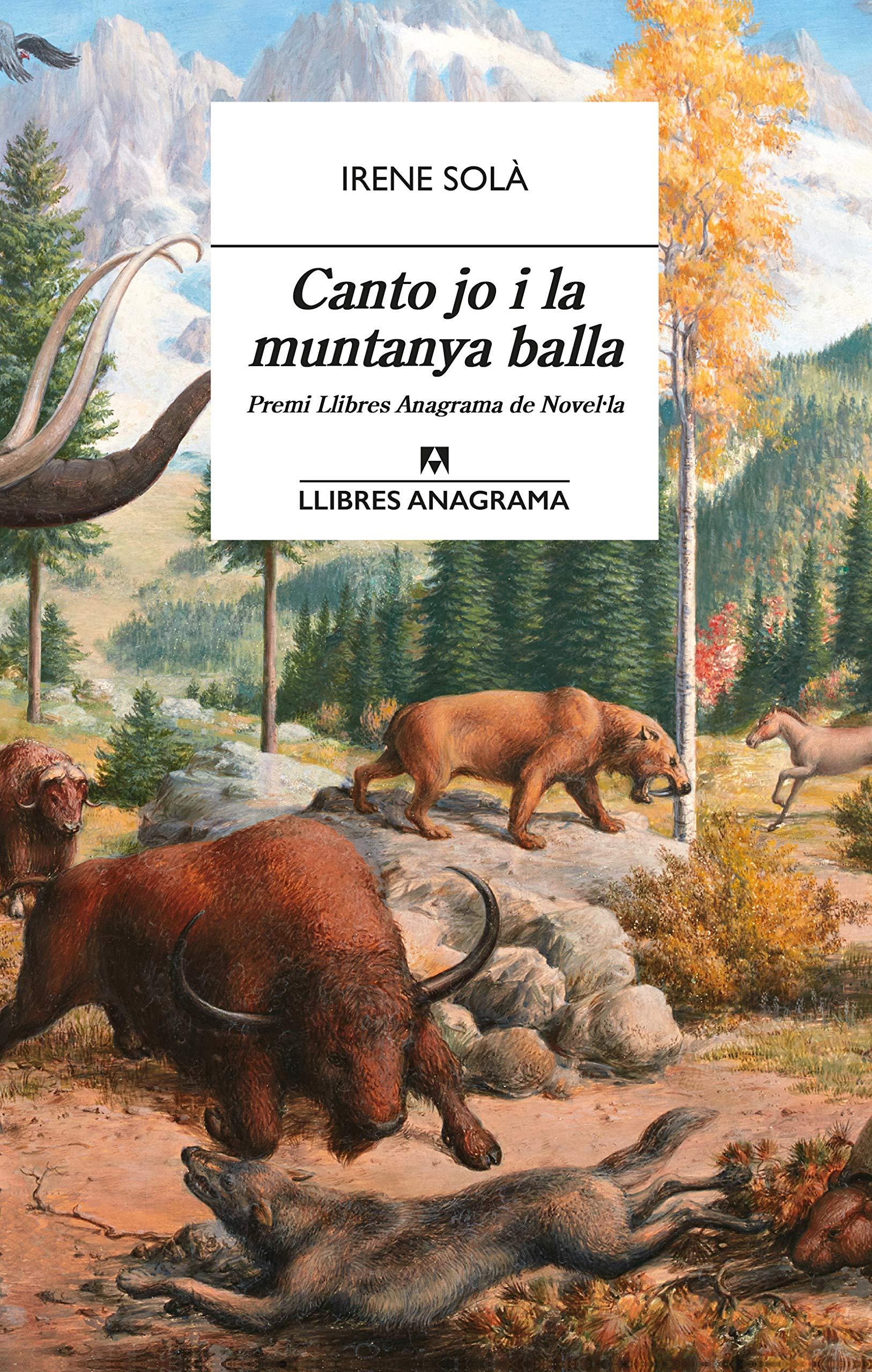 SOLÀ, Irene Canto jo i la muntanya balla