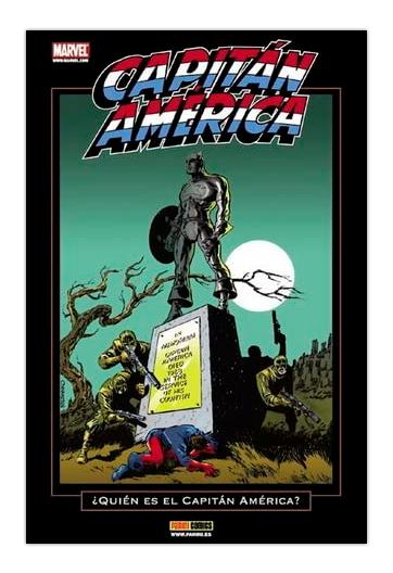 ¿Quién es el Capitán América? LEE, Stan