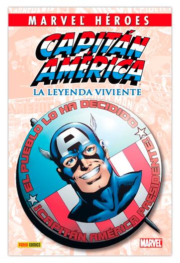 Capitán América: La leyenda viviente STERN, Roger