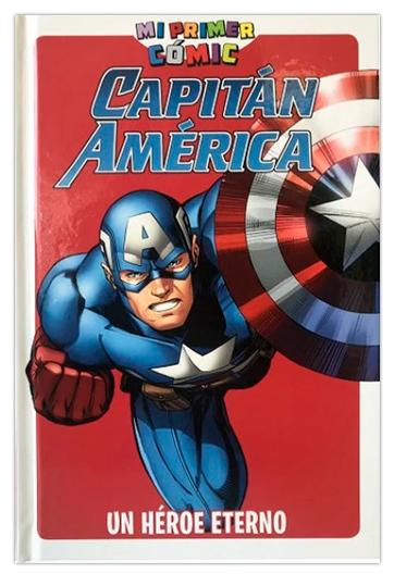 Capitán América Un héroe eterno GRAY, Scott