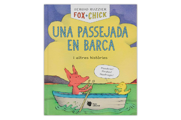 RUZZIER, Sergio Una passejada en barca i altres històries