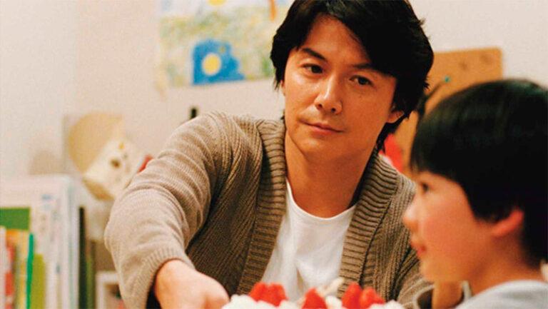 De tal padre, tal hijo / una película de Hirokazu Kore-eda