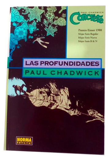 CHADWICK, Paul Concrete: Las profundidades