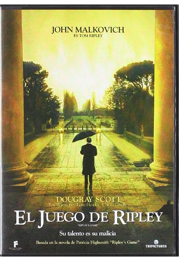 CAVANI, Liliana El Juego de Ripley