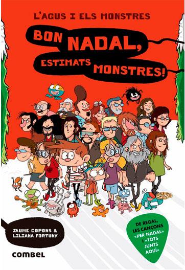 Bon Nadal, estimats monstres Jaume Copons