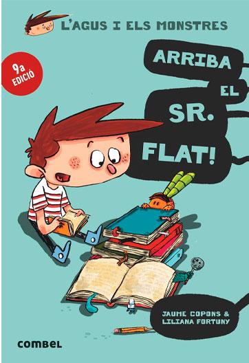 Arriba el Sr. Flat! Jaume Copons
