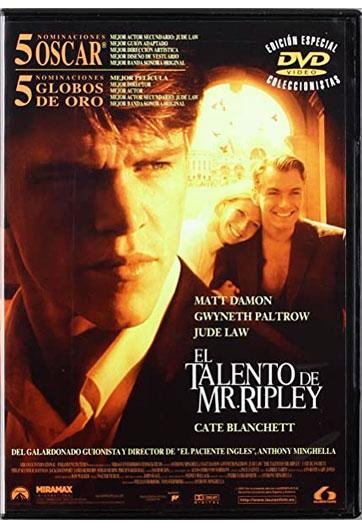 MINGHELLA, Anthony El Talento de Mr. Ripley