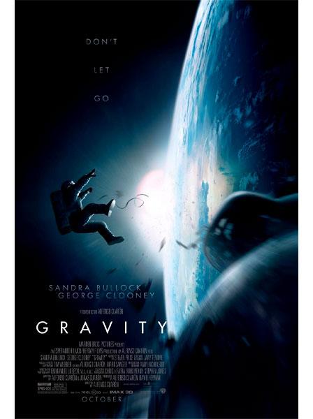 CUARÓN, Alfonso Gravity