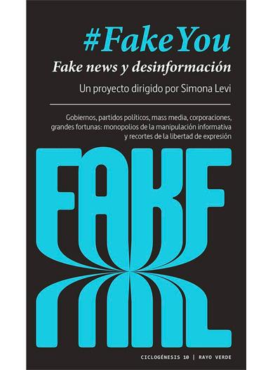 #FakeYou: fake news i desinformació Un viaje por el laberinto de la evolución