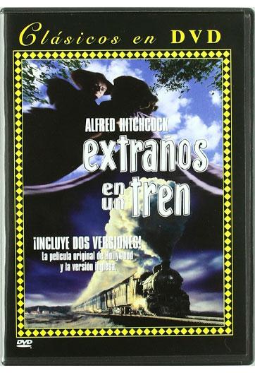 HITCHCOCK, Alfred Extraños en un tren