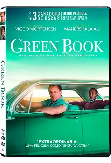 Green book Dirigida per Peter Farrelly