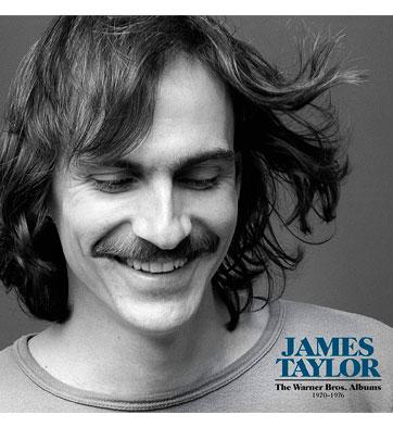 The Warner Bros. Albums: 1970-1976 James Taylor